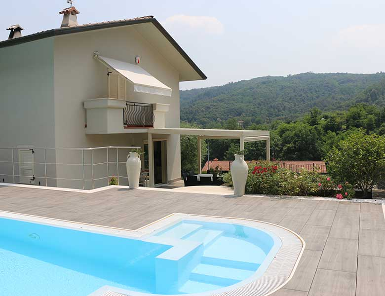 PRIVATE HOUSE WITH POOL, <br>BERGAMO