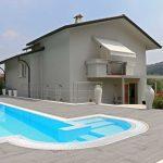 Pavimento in pietra sinterizzata Casa Bergamo