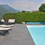 Pavimento in pietra sinterizzata Residenza Bergamo
