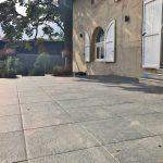Pavimento in pietra sinterizzata Villino Lione