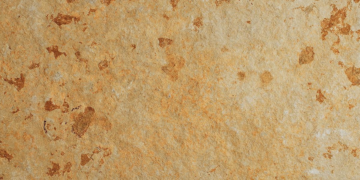 Pietra sinterizzata Hardscape Porcelain Monviso Limestone Yellow
