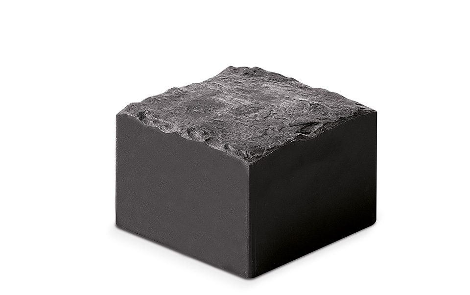 Pietra sinterizzata Stone Gres Pavè Basalto