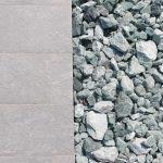 Pavimento in pietra sinterizzata Villa Bergamo