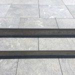 Pavimenti in pietra sinterizzata L'ALTRA PIETRA Colosseo Grigioni 2 cm di sepssore